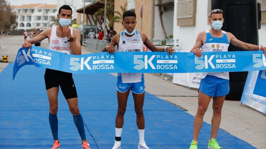 Ben Hadi también se impone en los 5K Playa d'en Bossa