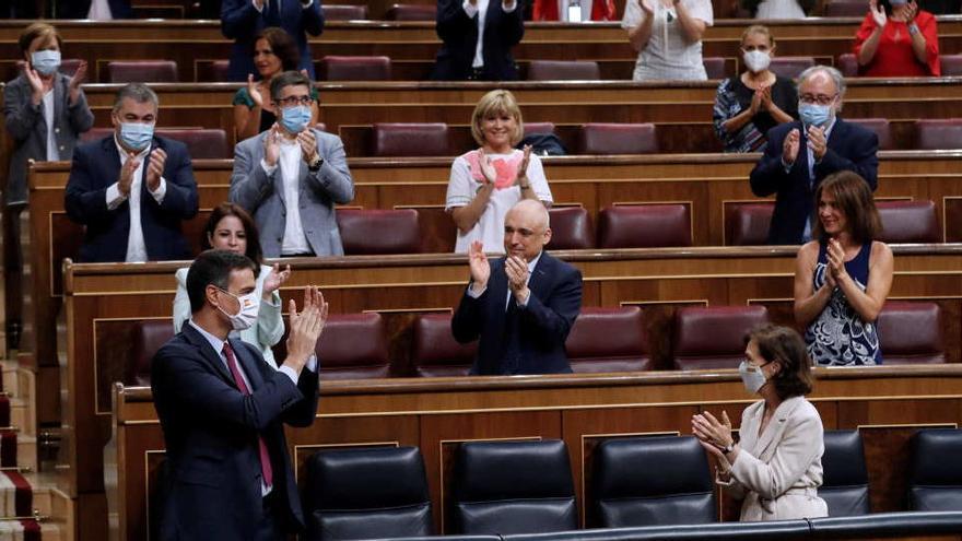 Un voto irregular obligará a repetir la votación del pacto económico en el Congreso