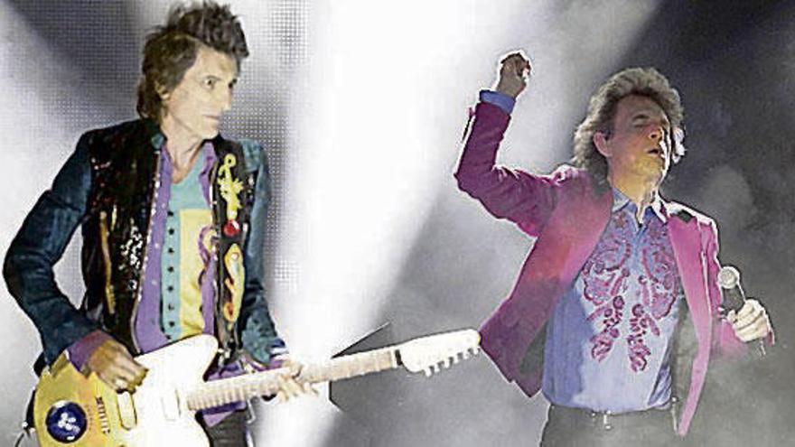 The Rolling Stones lanzan su primera canción inédita en ocho años