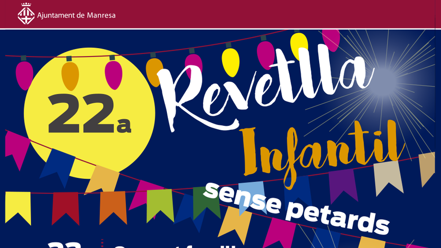 Revetlla Infantil Sense Petards