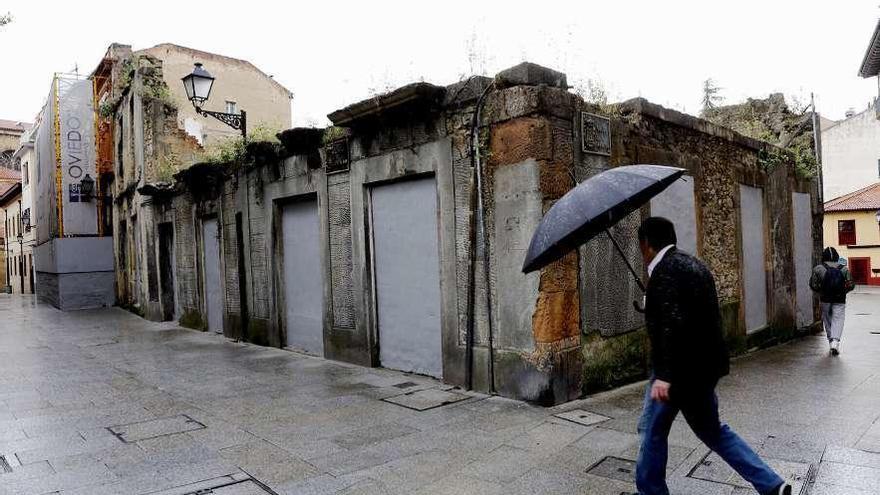 Proyectos fallidos y grandes obras en Oviedo: más de un siglo de retrasos