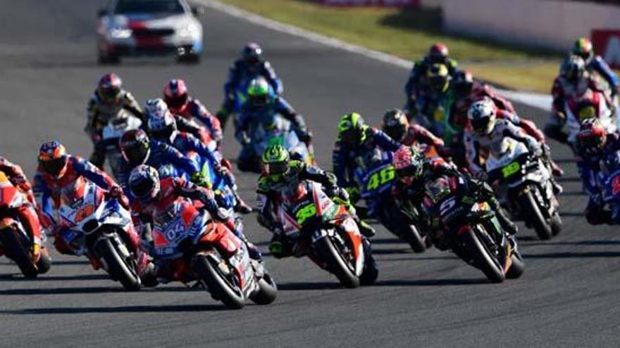 Clasificación y calendario del Mundial de MotoGP