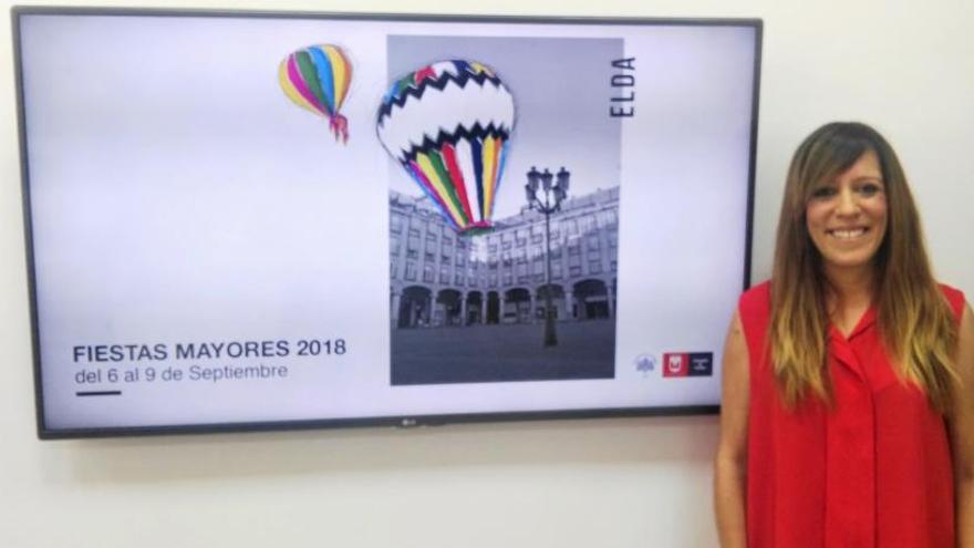 Las Fiestas Mayores de Elda ya tienen cartel anunciador