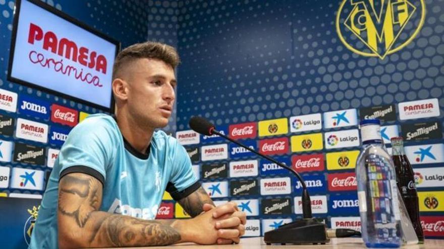 Raba descubre cómo se ha ganado la confianza de Emery y del Villarreal