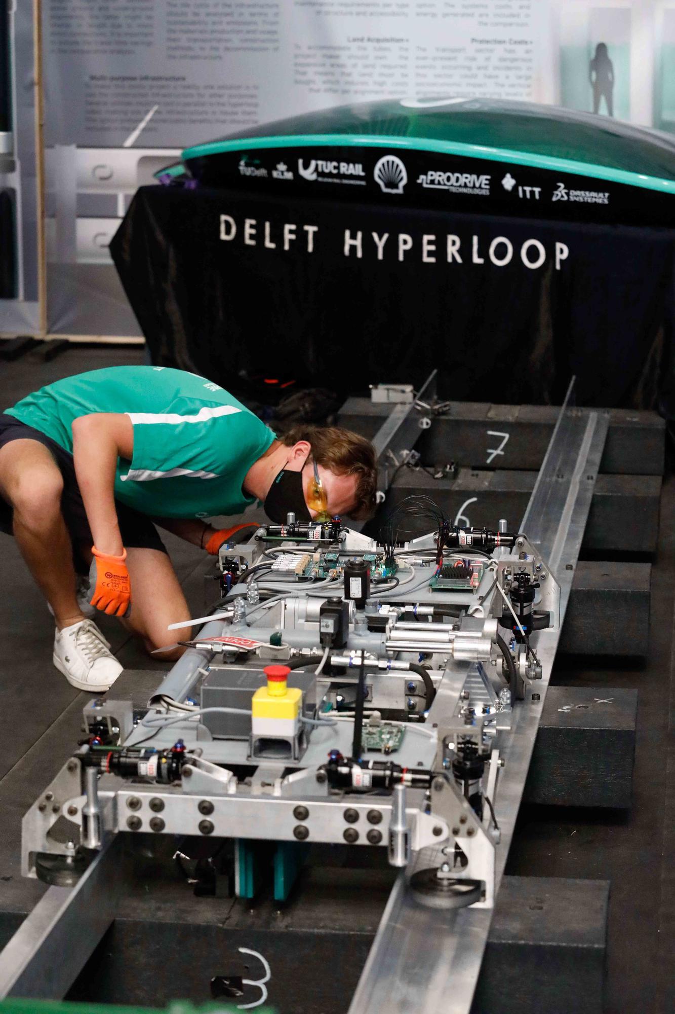 European Hyperloop Week