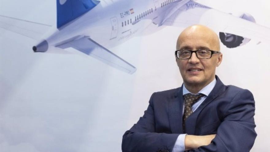 Air Europa nombra a Richard Clark nuevo director general de la aerolínea