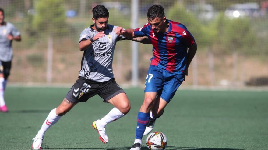Empate entre Atlético Levante y Real Murcia que sabe a poco (1-1)