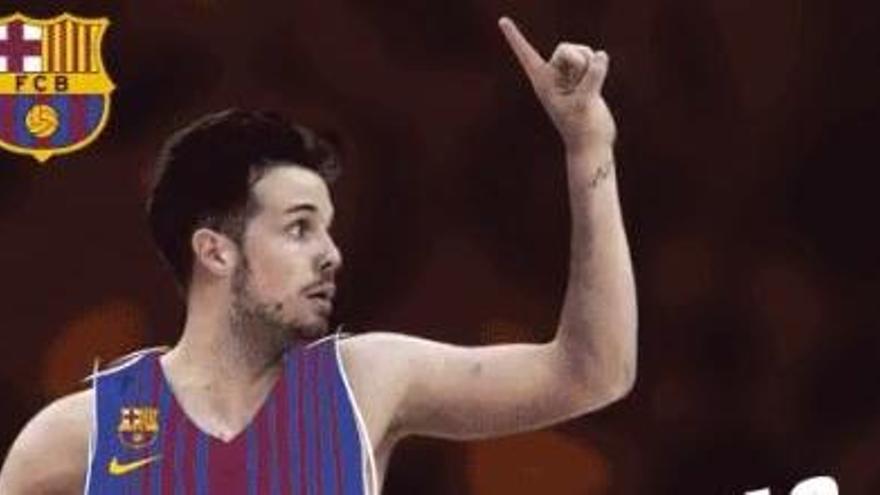 El Barça fitxa Heurtel per a les pròximes dues temporades