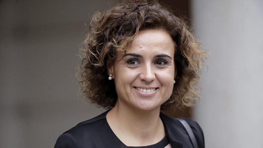 Dolors Montserrat, el freno al indepentismo en Europa