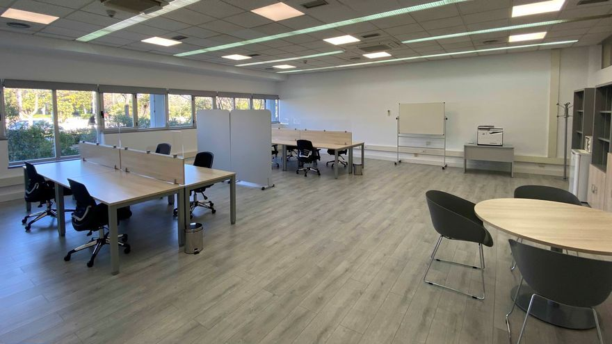 El BIC Euronova abre un nuevo espacio para atraer teletrabajadores y nómadas digitales que deseen trabajar desde Málaga