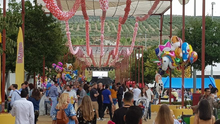 La Feria del Valle de Lucena contará con cinco terrazas de verano