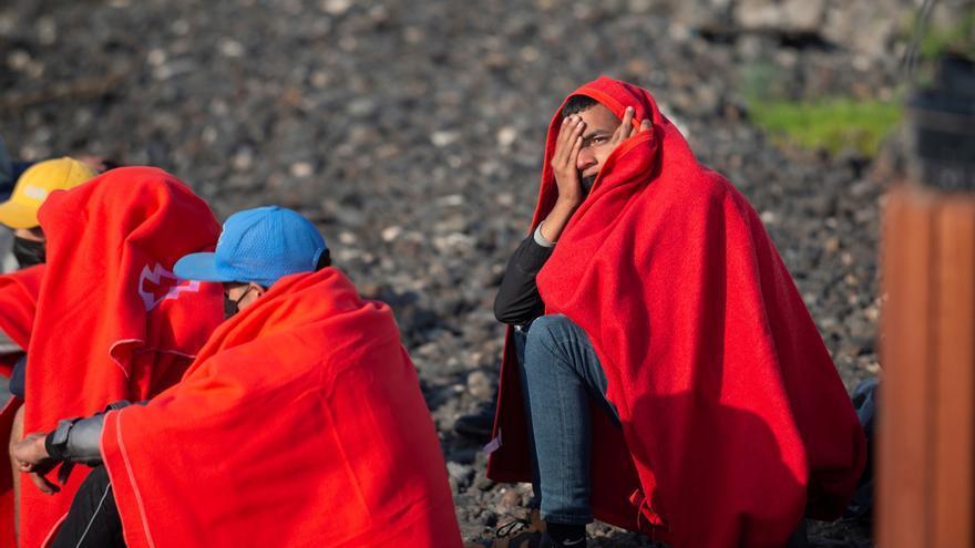 Llegan 12 pateras con 147 migrantes a Baleares