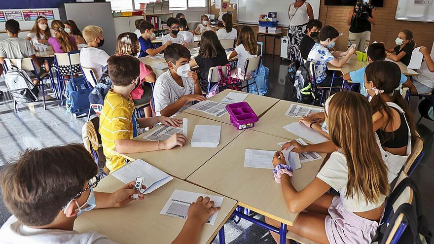 Qué nos espera este curso escolar en la provincia de Alicante