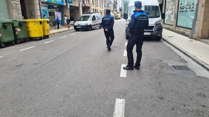 Los vilagarcianos piden mayor presencia policial