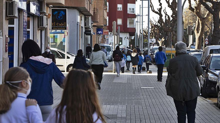 La Costera y la Canal bajan sus cifras de contagios por primera vez desde noviembre