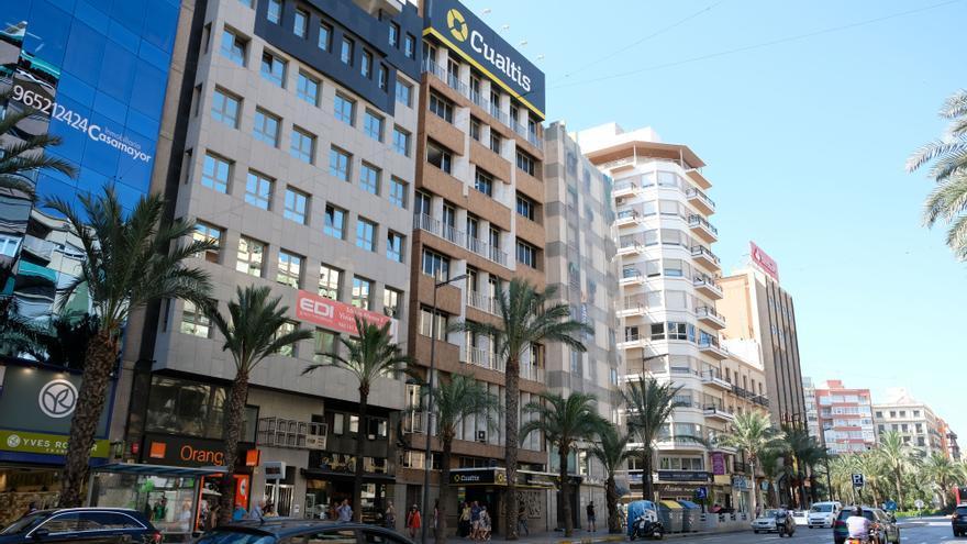 Del Centro de Alicante a Virgen Del Carmen: Cuatro kilómetros y más de 25.000 euros de distancia