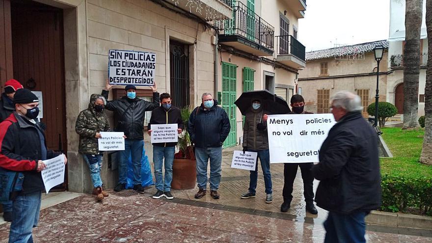 Santa Margalida quiere contratar seguridad privada para compensar la falta de policías