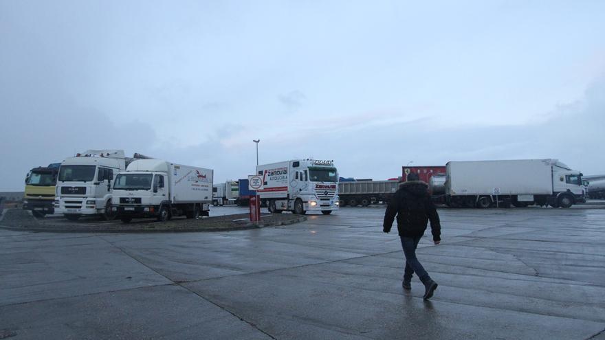 La Junta denunció a 1.186 camiones en Zamora