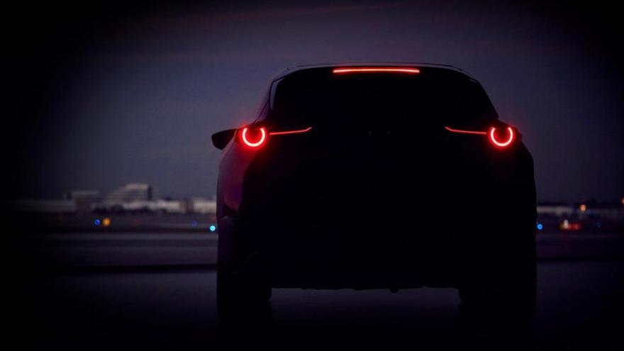 El nuevo SUV de Mazda se presentará en Ginebra
