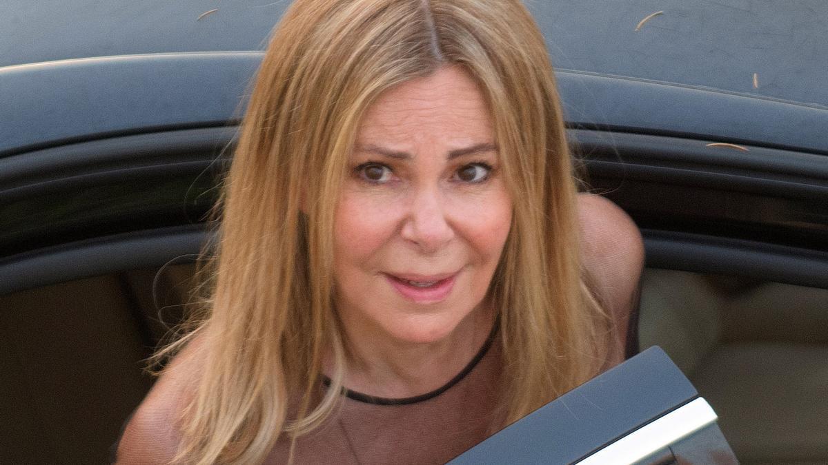 Ana Obregón en una foto de archivo de Europa Press.