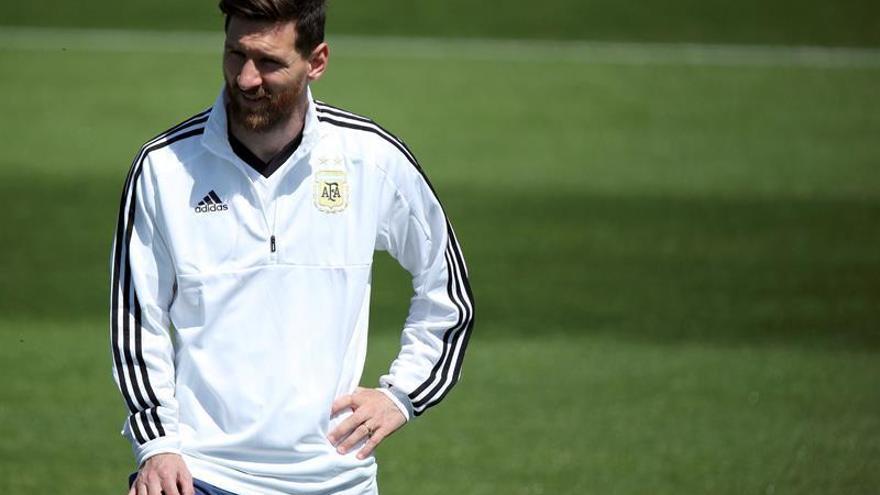 Argentina-Islandia, un duelo inédito