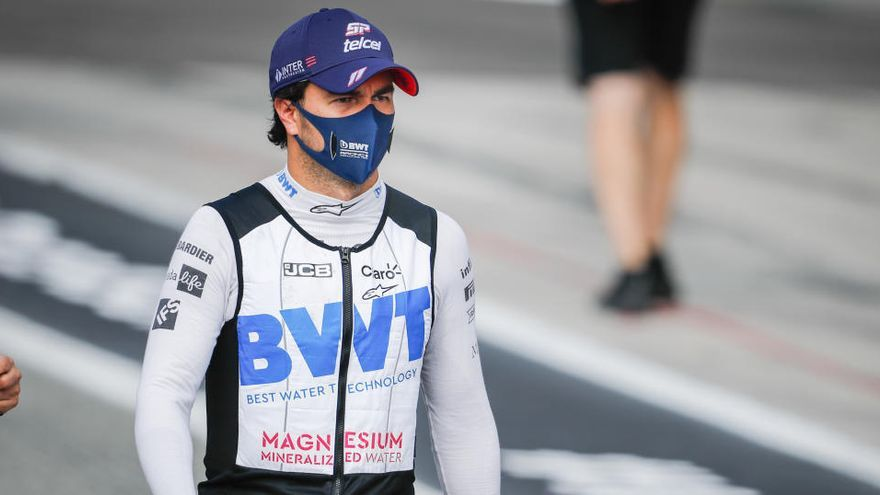 Sergio Pérez dejará Racing Point cuando acabe la temporada y no tiene Plan B