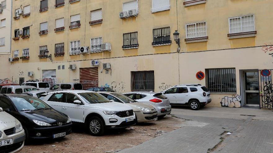 La calle Xilxes, un capricho geográfico de la ciudad