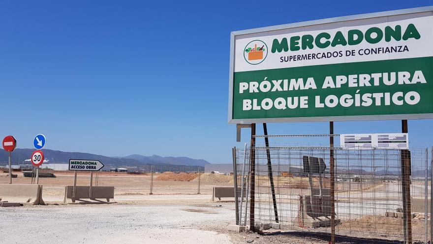 Luz verde a la tercera fase del bloque logístico de Mercadona en Parc Sagunt