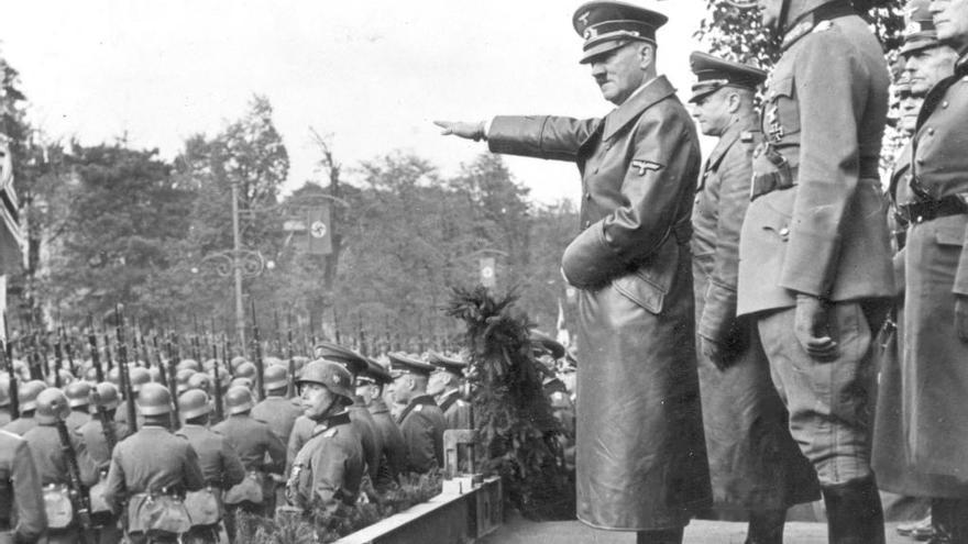 Hitler: el momento en que pasó de bufón a Führer