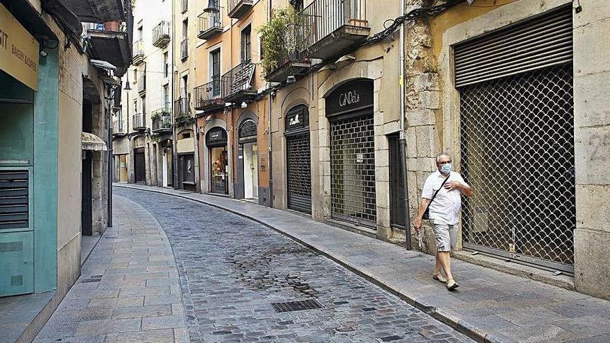 La Cambra analitza la inseguretat i l'incivisme al Barri Vell de Girona