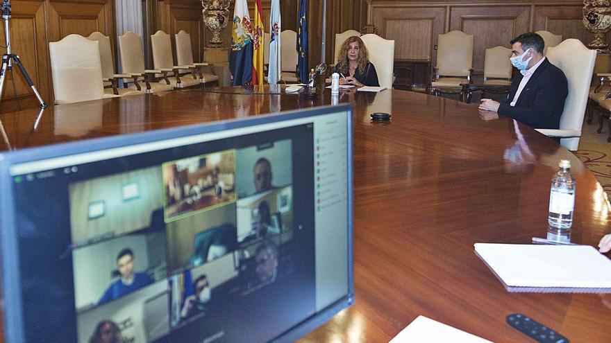La Diputación presenta un plan para reactivar Mouriscade y que vuelva a ser referencia genética