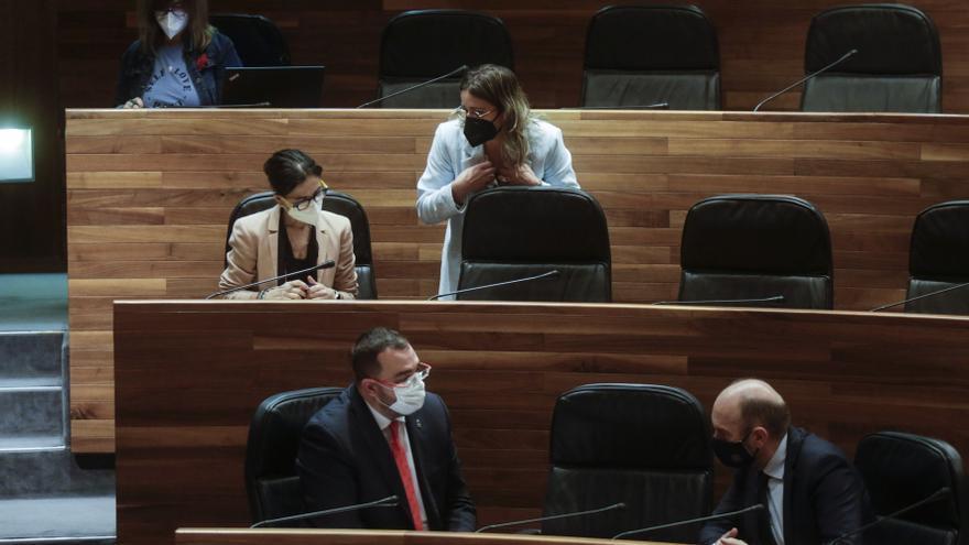El parlamento asturiano debatirá  la situación de la industria en un pleno monográfico los días 3 y 4 de febrero