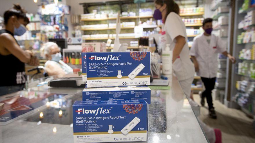 Test de antígenos en farmacias: cómo funcionan, qué detectan y precio