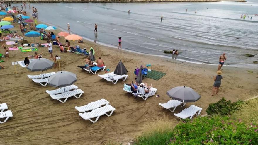 Vinaròs, la única playa con reserva de hotel en Castellón