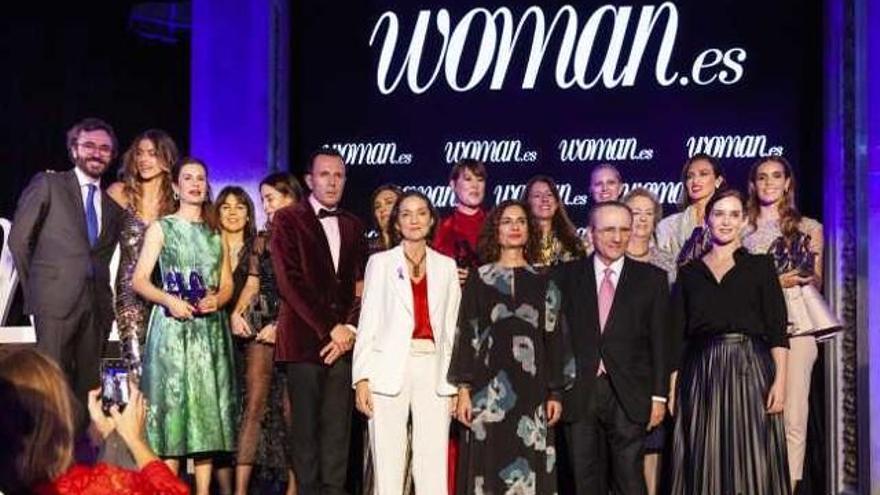 La revista «Woman» celebra la quarta edició dels seus premis