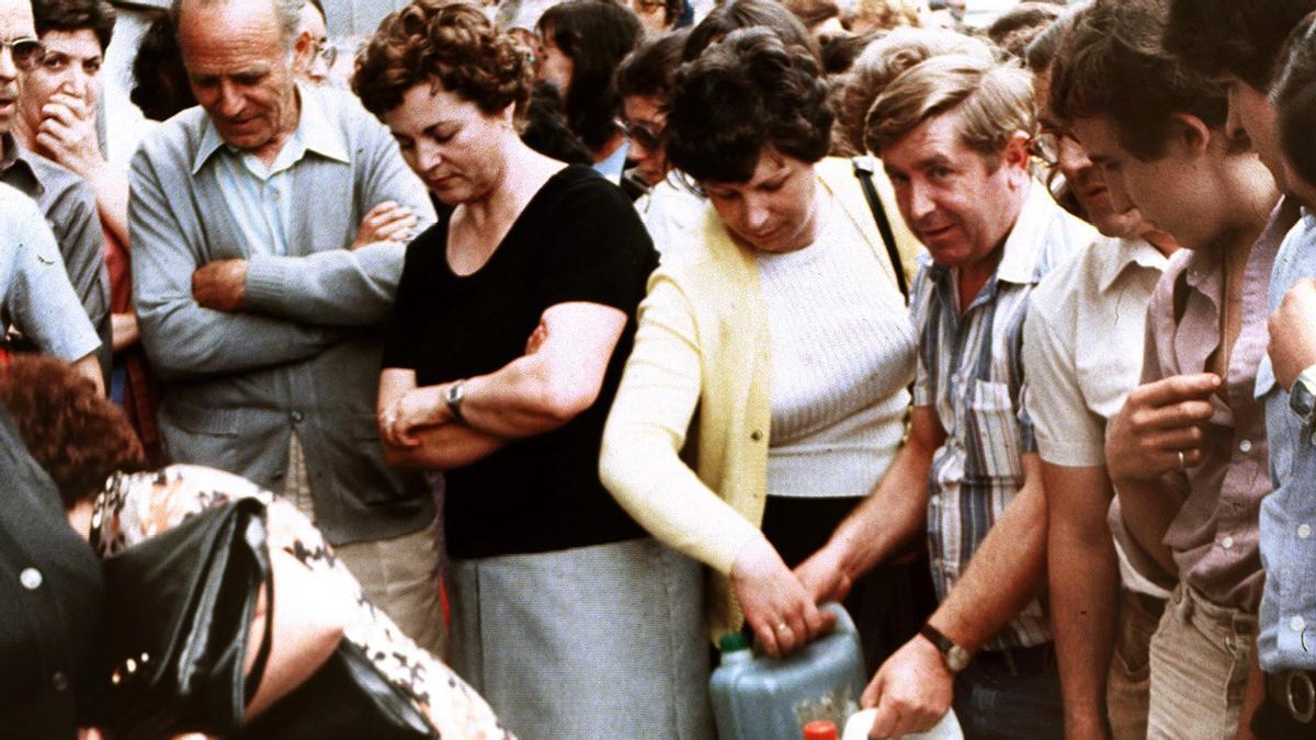 Hace 40 años la intoxicación por aceite de colza afectó a más de 20.000 personas hace 40 años.