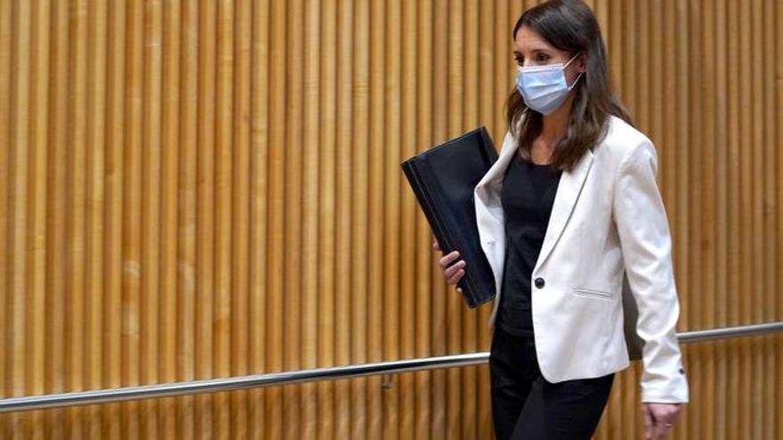 El PSOE se desvincula de las reformas del aborto y de la ley de violencia de género impulsadas por Igualdad