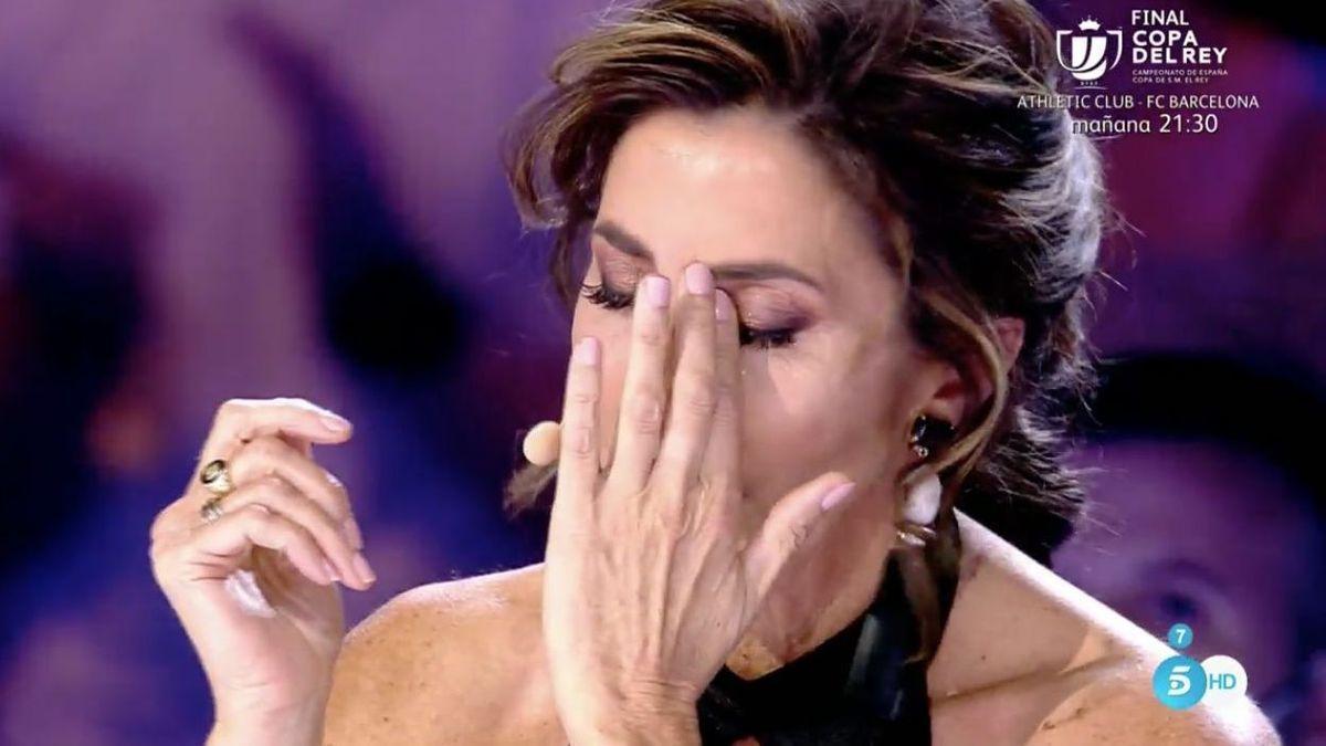 "Paz Padilla ya no será jurado del ""talent show"""