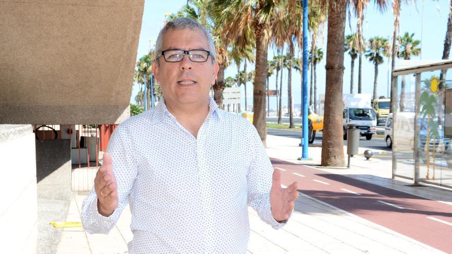 El grancanario Sebastián Quintana, en la élite nacional contra los ahogamientos