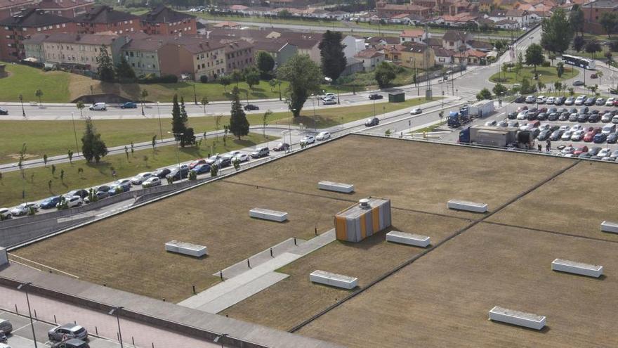 Los aparcamientos del HUCA y el hospital de Mieres serán gratuitos