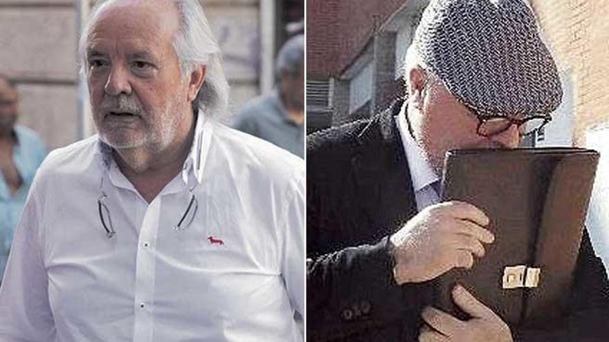 La Audiencia Nacional sospecha que Cursach contrató al comisario Villarejo