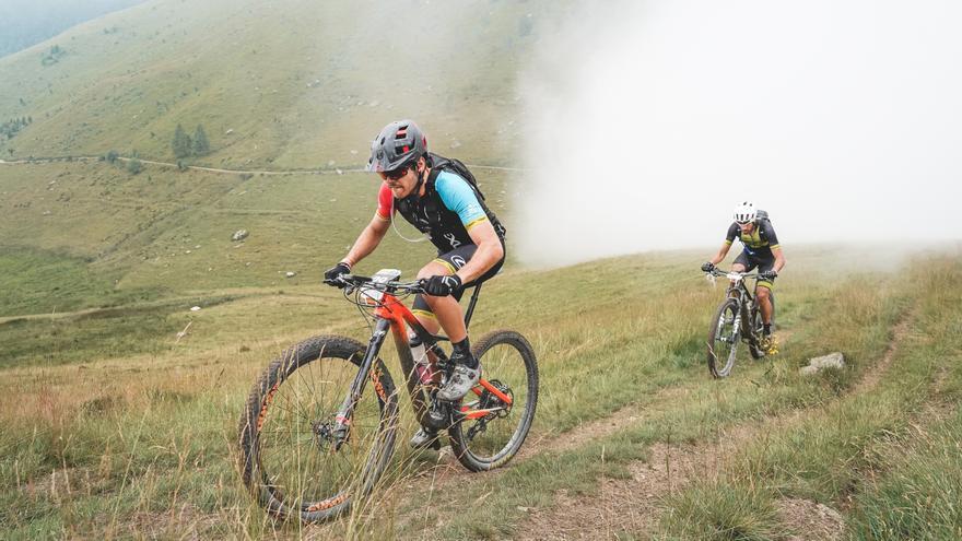 El cabanenc Gerard Blanch, campió de categoria a l'Iron Bike