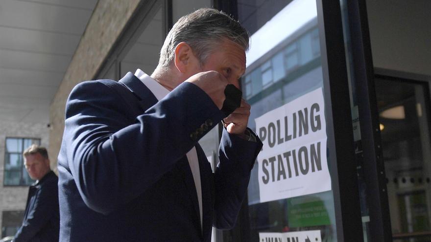 Avance conservador en las municipales británicas