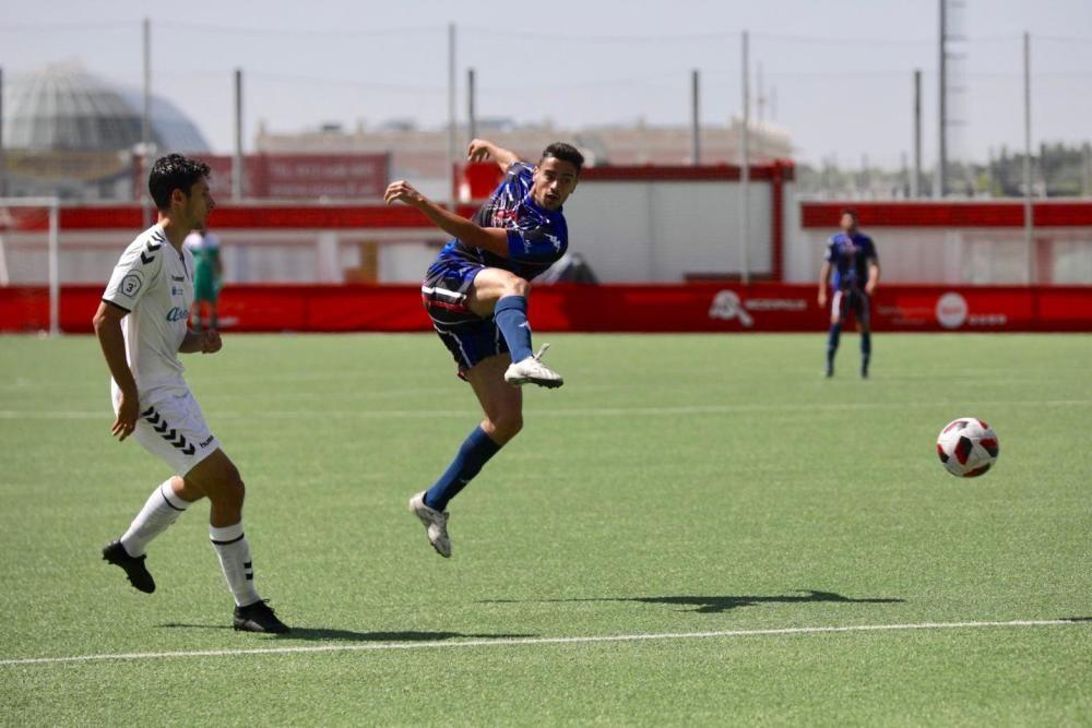 Las mejores imágenes del Alcobendas Sport - Zamora CF