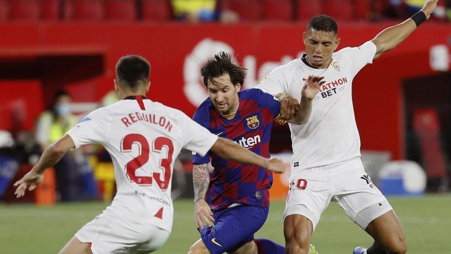 Barça - Sevilla a les semifinals de la Copa del Rei