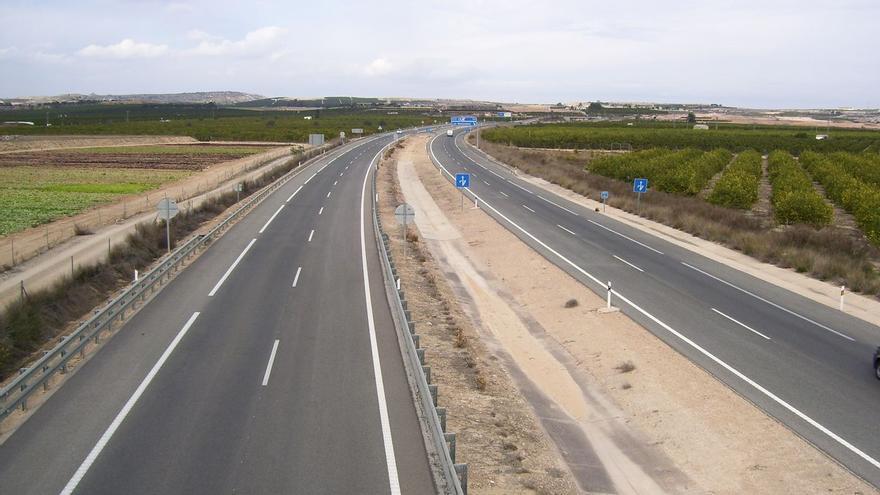 Ven a Murcia por la AP-7: ahorra tiempo entre Alicante y Cartagena