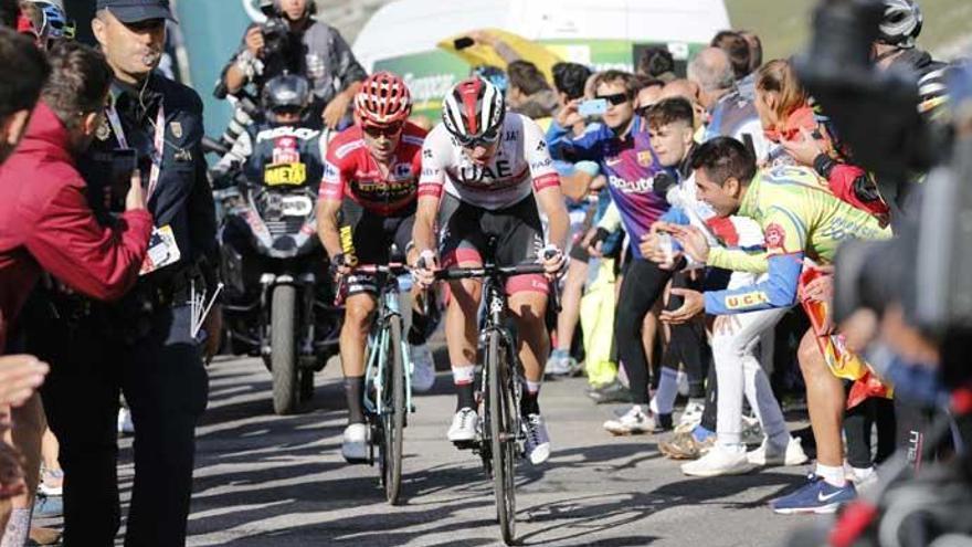 Vuelta a España: Recorrido y perfil de la 14ª etapa: San Vicente de la Barquera - Oviedo