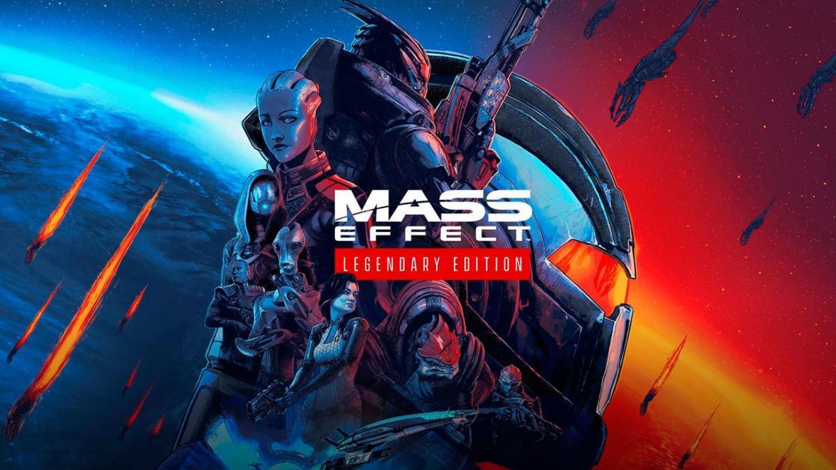 'Mass Effect: Legendary Edition'.