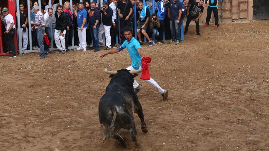 Diputación destina 90.000 euros a reactivar los 'bous al carrer'