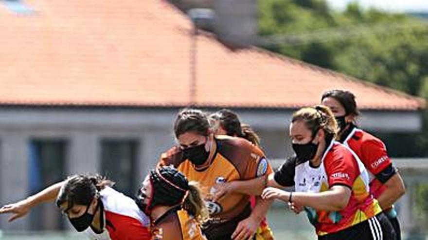 El Coreti femenino acaba la liga gallega en cuarta posición